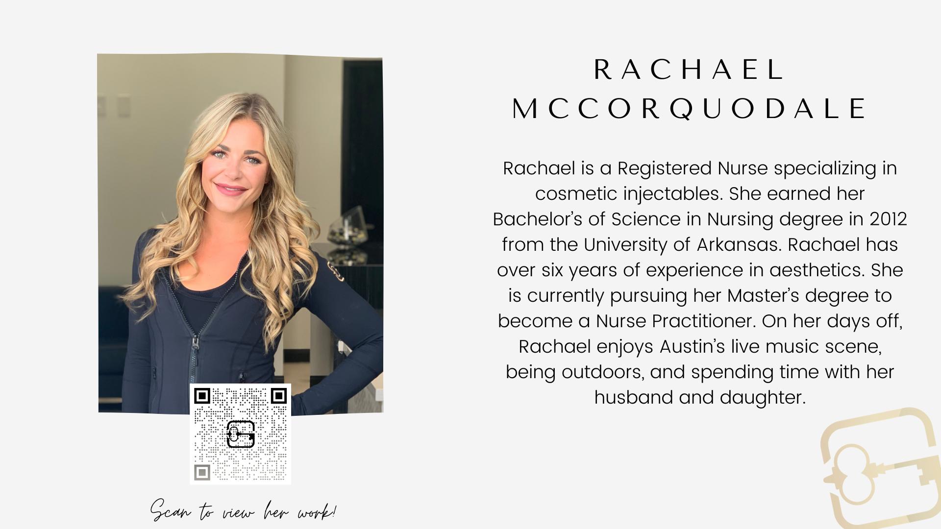 Rachael McCorquodale